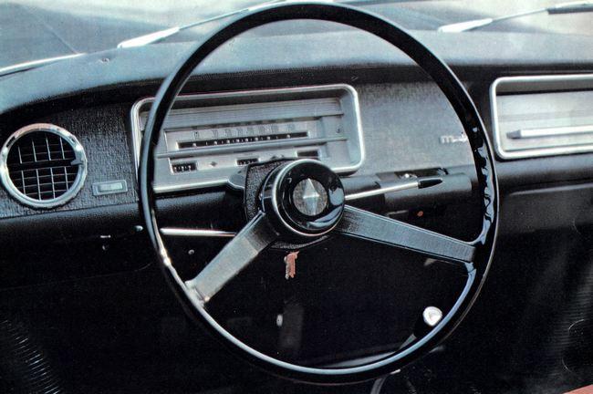Que2 for Renault 8 interieur